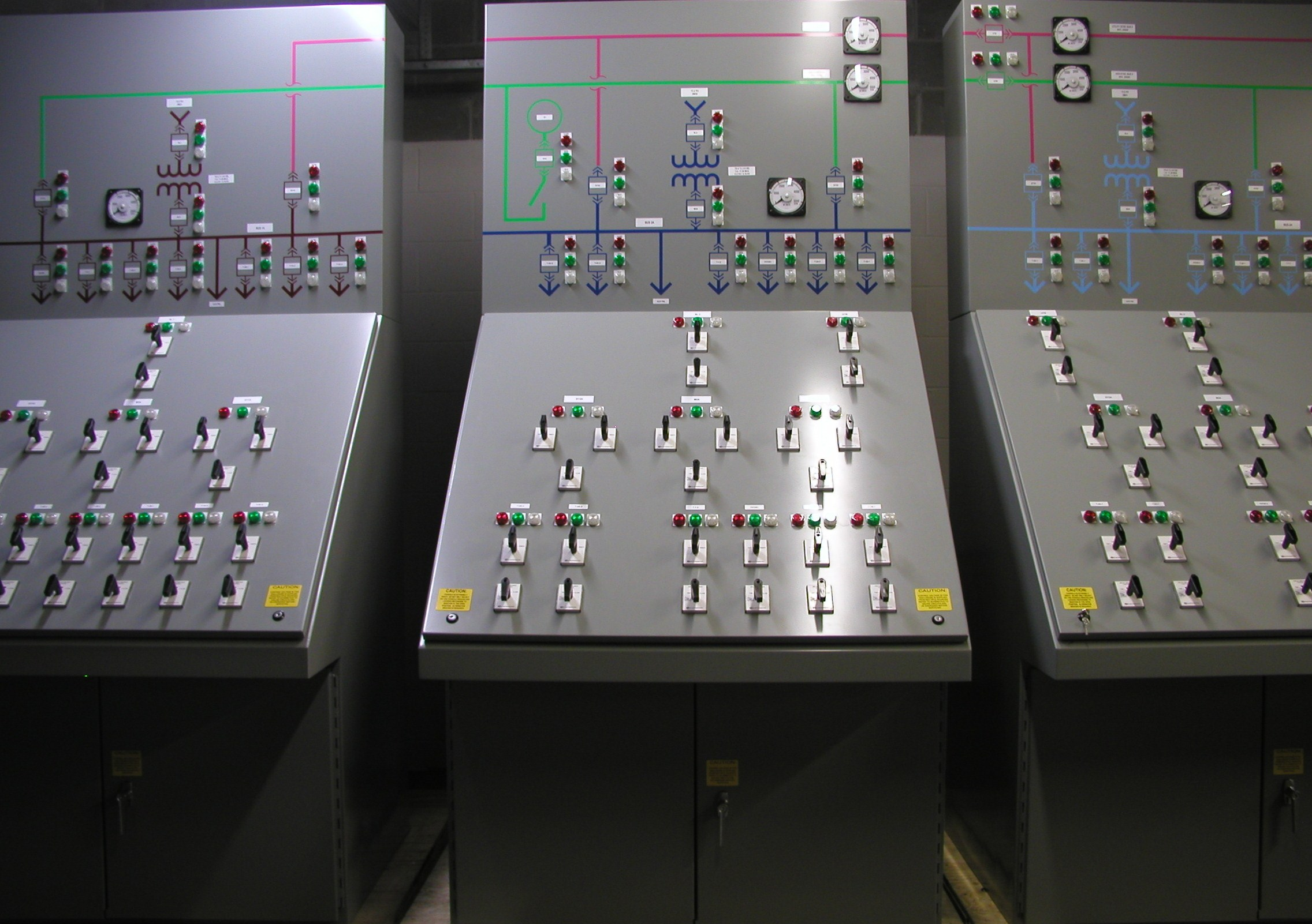 Sage Controls Inc Electrical Control Systems